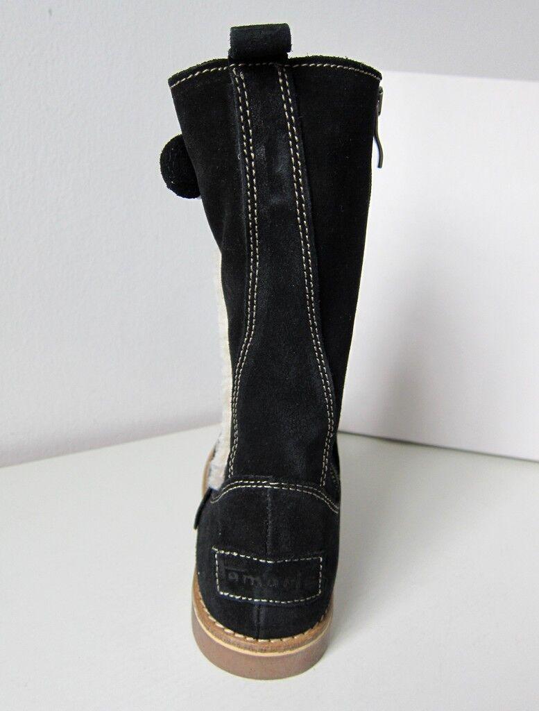 Tamaris Fellstiefel Stiefel Stiefel warm schwarz  Stiefel Gr. 41 Fell Stiefel Stiefel  schwarz c259bc