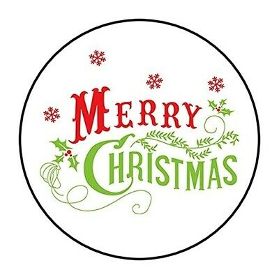lot 16 chalkboard labels Merry Christmas merry christmas red green Mint