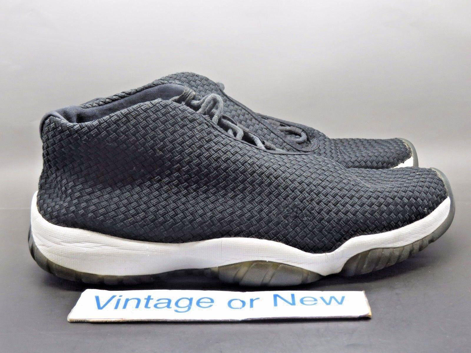 sneakers for cheap 3f8dc b4aa5 Air Jordan Jordan Jordan Future Black White sz 9 8d253c