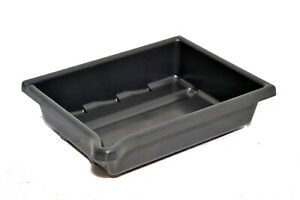 AP-Darkroom-Developing-Dish-12x10-034-30-x-24cm-Dark-Grey-Developing-Tray
