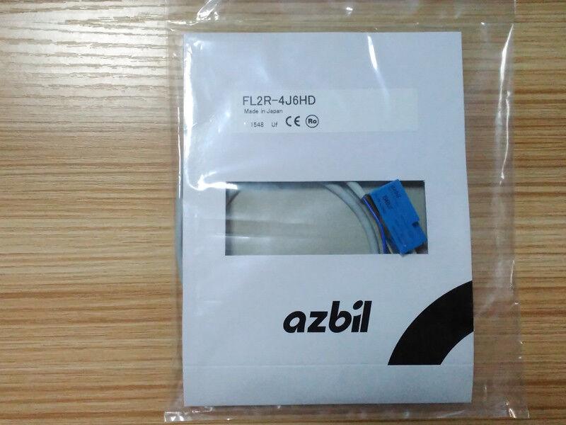 1PC NEW AZBIL proximity switch FL2R-4J6HD