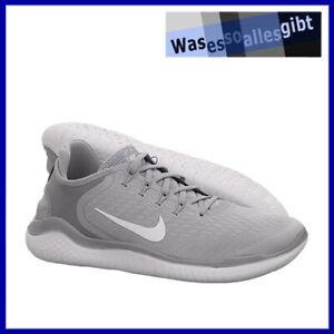 SCHNAPPCHEN-Nike-Free-RN-2018-grau-Gr-43-R-3652