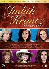 Judith Krantz Collection (7 movies) mistral, scruples-  DVD PAL Region 2 - New