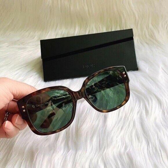 100% Auth Dior -Lady Studs 54mm Sunglasses 0086-o7