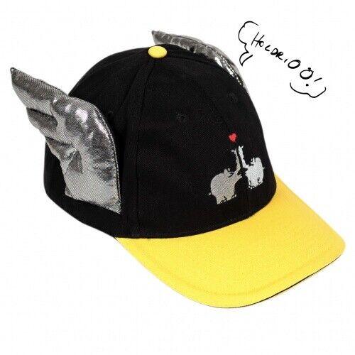 Ottifanten Baseball Cap con ala by otto Waalkes