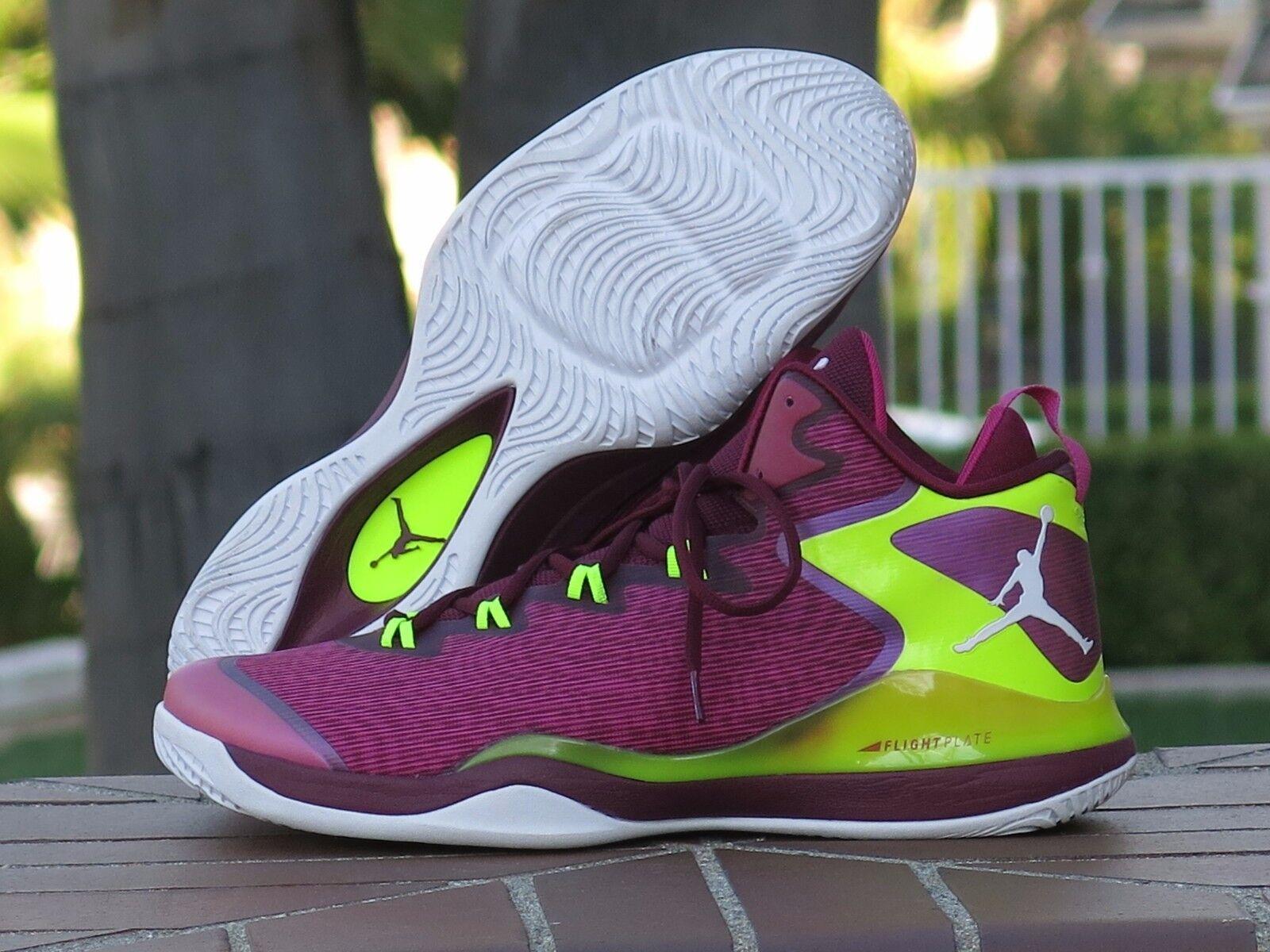 Nike air air Nike jordan super.fly 3 retrò limitata uomini scarpe da basket 684933-615 sz) c5887d
