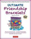 Ultimate Friendship Bracelets Kit DVD 64 Page Color Book 14 Skeins of Embroi