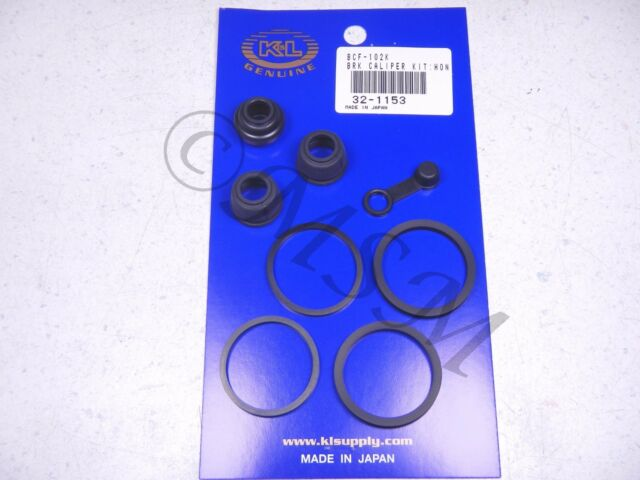 HONDA NEW K&L FRONT BRAKE CALIPER REBUILD KIT 32-1153