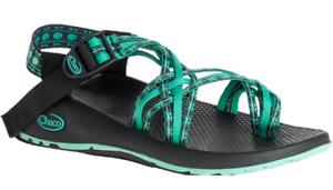 Chaco ZX 3 Clásico Comfort Sandal Mujer Aqua chukwalla Tallas 5-11 NIB