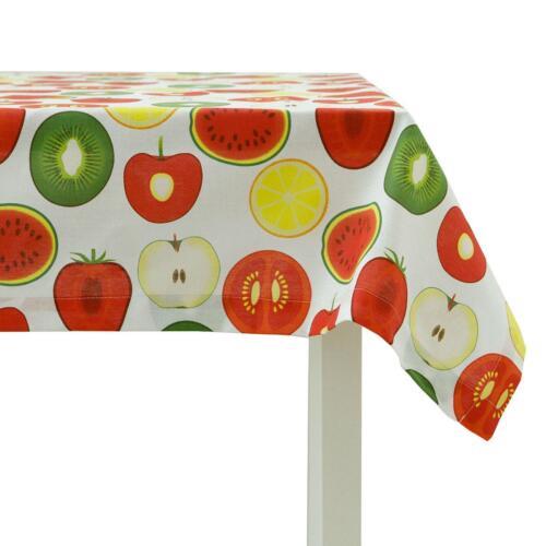 140x250 cm N076 Tovaglia da tavola Frutta Bassetti Bana 12 posti