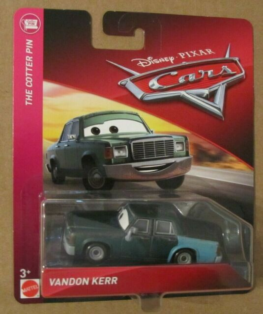 DISNEY PIXAR CARS KEVIN RYVAN THUNDER HOLLOW 2019 SAVE 6/% GMC