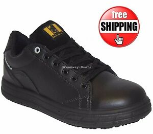 MENS-BLACK-WATERPROOF-SAFETY-STEEL-TOE-CAP-SNEAKER-WORK-SHOES-TRAINERS-BOOTS-SZ