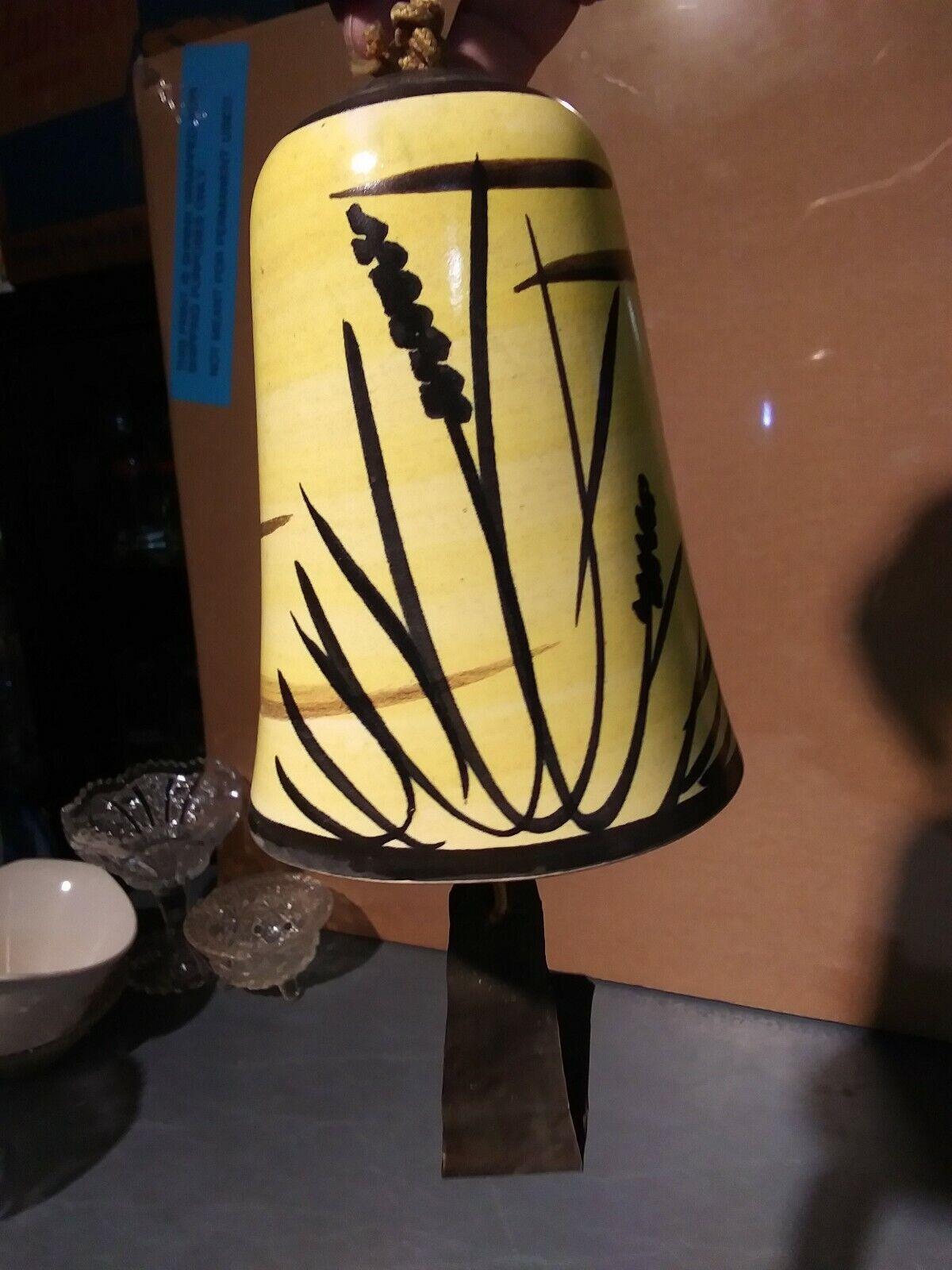 Ceramic Wind Chime Swirls