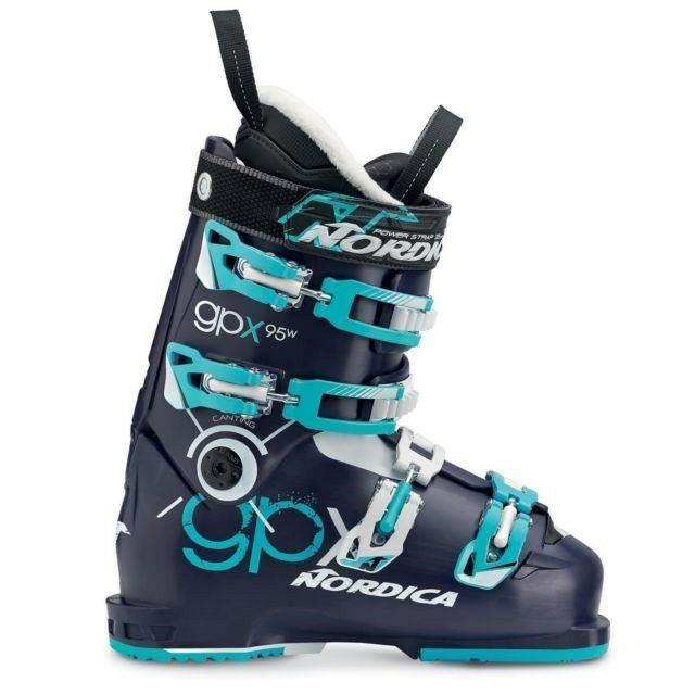 Women's  NORDICA GPX 95 W 2016 2017 - Women's Size 8-8.5 Ski Boots  the best after-sale service