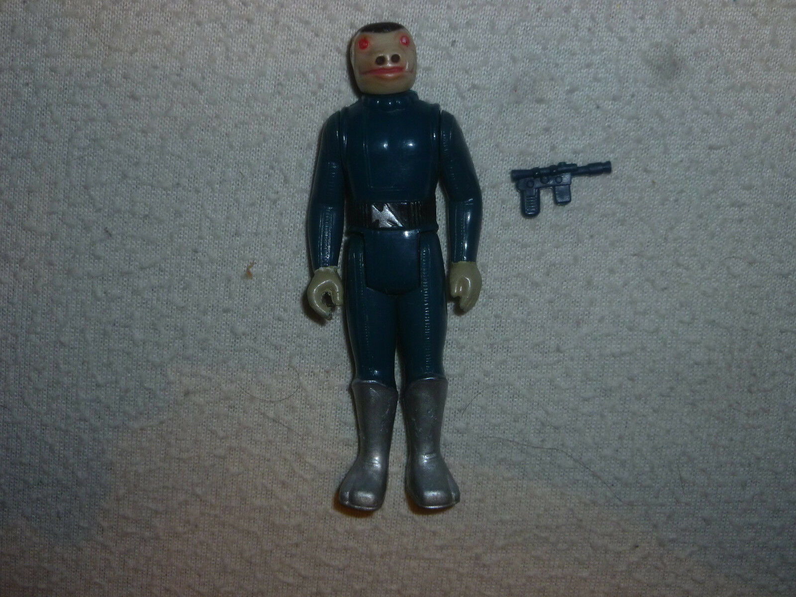 STAR WARS 1978 FIGURE COMPLETE RARE blueE SNAGGLETOOTH SNAGGLETOOTH SNAGGLETOOTH SEARS CANTINA NO DENT POTF d7c833