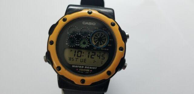 CASIO  PGW-92 Penta Graph Made In Japan RARE MODEL