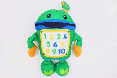 "UMIZOOMI Nickelodeon Geo Bot Milli Stuffed Toy Plush 9"" Nick Jr"