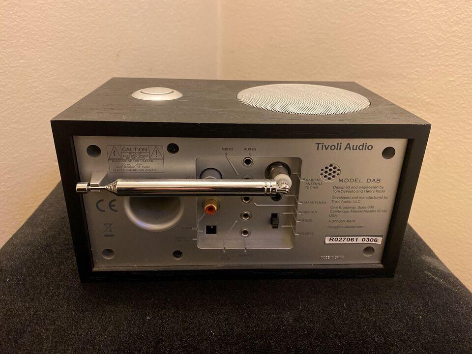 AM/FM radio, Tivoli, Tivoli Audio