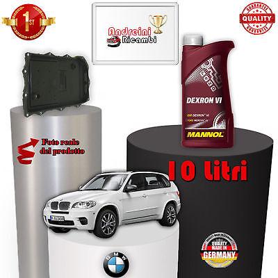 Kit Filtro Cambio Automatico E Olio Bmw X5 E70 M 50 D 280kw 2013 -> /1098 Il Prezzo Rimane Stabile