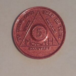 aa-aluminum-alcoholics-anonymous-5-months-sobriety-chip-coin-token-medallion