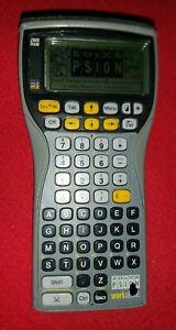CoopéRative 1x Psion Workabout 2 Mo Mx Rs232 Ttl + Irda Port Grade B-afficher Le Titre D'origine Acheter Maintenant