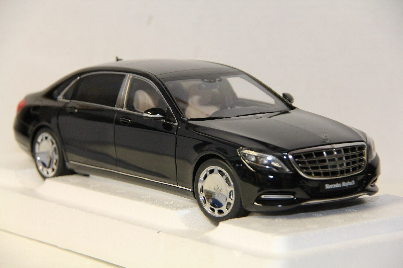 1 18 AUTOART MERCEDES MAYBACH S-KLASSE S600 , NEW , 76293