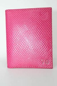 ASPINAL-OF-LONDON-Calf-Raspberry-Lizard-amp-Pale-Blue-Suede-ID-amp-Travel-Card-Case
