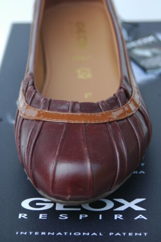 Uk4 Chaussures Geox Piuma Ballerina Neuf Femme Pretty 37 D Ballerines Mocassins Ez6nqg6TFw