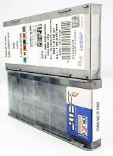 10x ISCAR Wendeplatten CNMG 120408-TF IC907  Neu