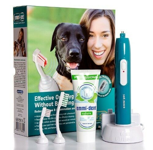 Emmi-pet 100 Ultrasonic Toothbrush Ultraclean With Ultra