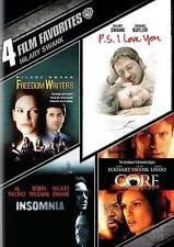 4 Film Favorites: Hilary Swank: Freedom Writers /P.S. I Love You / Insomnia / Th