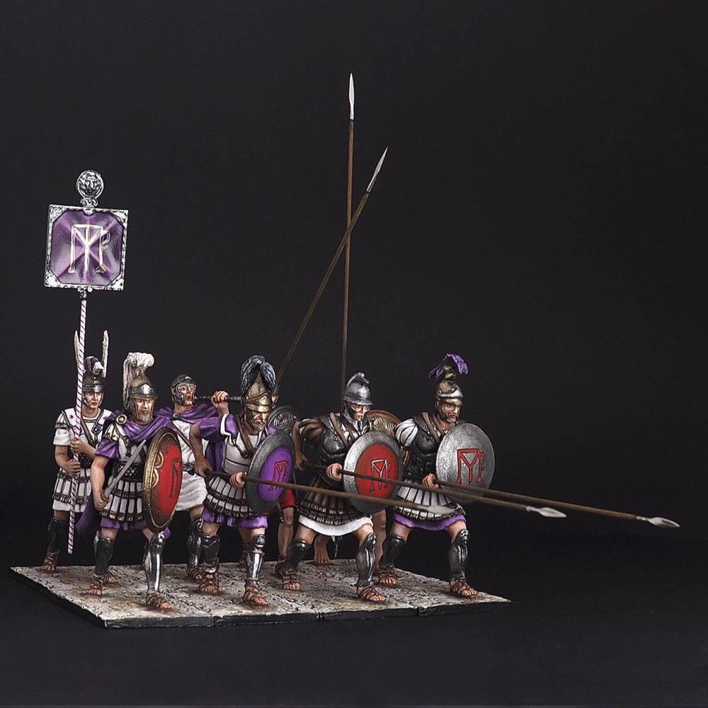 Esperando por ti Soldado de de de estaño. fragmento de la falange del ejército de Pyrrhus Epiro (8 MIN) .  Envío rápido y el mejor servicio