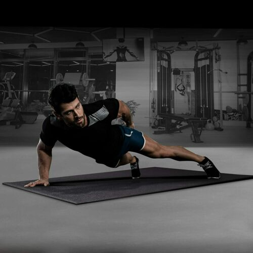 Yogamatte Gymnastikmatte Universalmatte für Yoga Pilates Meditation Neu B-Ware