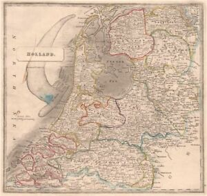 Holland Lordship Of Utrecht The Broad Fourteen The Harde