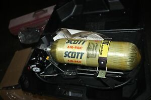 Scott 4 5 Air Pak 4 5 With Pressure Pak Ebay