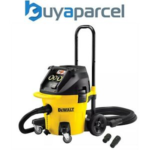 Dewalt DWV902M Next Generation M Class Dust Extractor Vacuum Wet & Dry Vac 240v