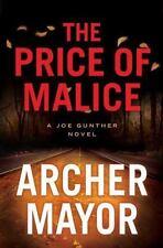 The Price of Malice: A Joe Gunther Novel (Joe Gunther Mysteries), Archer Mayor,