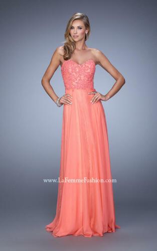 85% off LA FEMME 20798 Color: Blush Size: 4