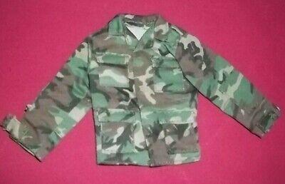 1//6 Scale 21st Century Woodland Camo Jacket