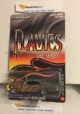 1967 Chevy Impala SS 427 * GREENLIGHT FLAMES Series Hobby Only * H78
