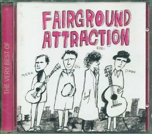 Fairground-Attraction-The-Very-Best-Of-Cd-Ottimo
