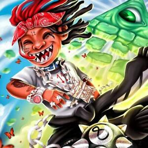TRIPPIE-REDD-A-LOVE-LETTER-TO-YOU-3-CD-NEUF