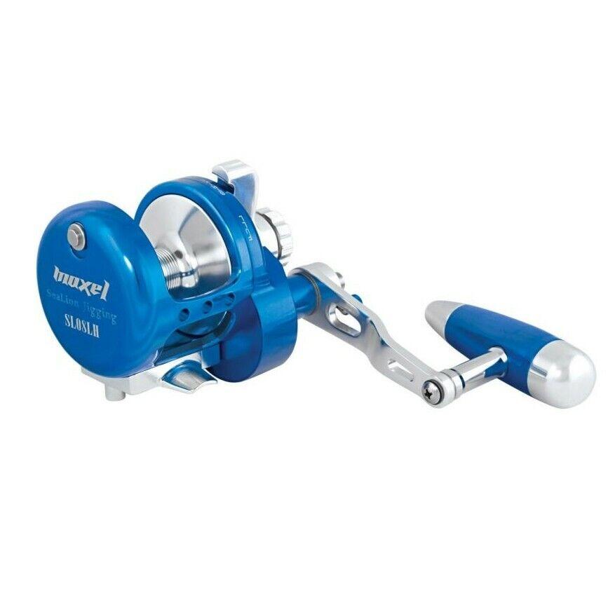 03001110  Mulinello Rotante Trabucco Sealion SL10RH Pesca Traina Jigging RNG