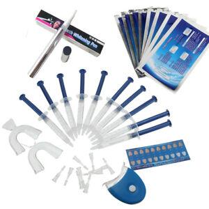 Kit-Professionnel-Blanchiment-des-Dents-Blanche-Dentaire-Rapide-Gel-Oral-Lumiere