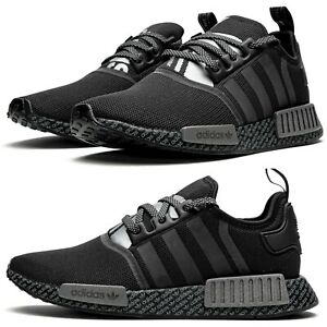new adidas nmd r1 boost athletic sneaker mens casual shoes