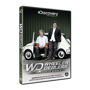 Wheeler-Dealers-Series-5-Complete-DVD-2013-3-Disc-Set