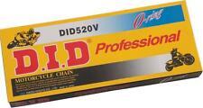 D.I.D 520VO Professional O-Ring Chain 120 Links 520 120 DID Dirt Bike ATV Quad