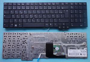 Original Clavier HP Elitebook 8740w 8740p hp8740w Hp8740p French Azerty Keyboard