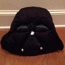 Star Wars Darth Vader Pillow Black & Silver COOL!!