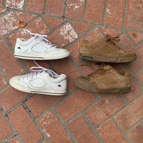 3 Bundle Chaussures 8 Planches Hommes Baker Vtg 5 Roulettes Reynolds Andrew À N08nPOXwk